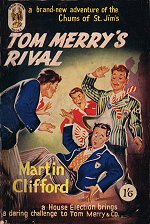 """Tom Merry's Rival"" © Goldhawk Books February 1952"