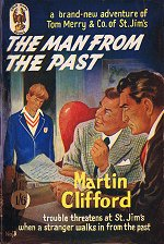 """The Man from the Past"" © Goldhawk Books March 1952"